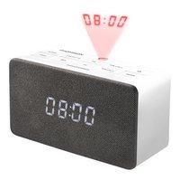 Thomson wekkerradio met projectie CL301P wit-Artikeldetail