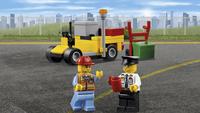LEGO City 60101 Vliegveld vrachtvliegtuig-Afbeelding 4