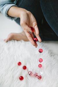 Isabelle Laurier badset + gezichtsmasker Pink L-Afbeelding 2