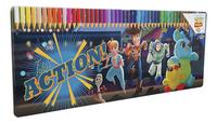Kleurpotlodenset Toy Story 4 - 50 stuks-Linkerzijde