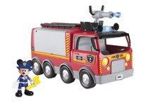 IMC Toys Mickey et ses amis : Top Départ ! Le camion pompier-commercieel beeld