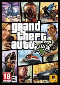 PC Grand Theft Auto V ANG