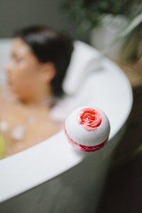 Isabelle Laurier badset + gezichtsmasker Pink M-Afbeelding 7