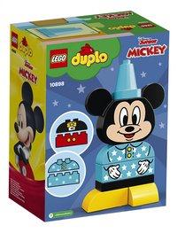 LEGO DUPLO 10898 Mon premier Mickey à construire-Arrière
