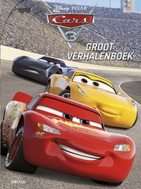 Disney Cars 3 Groot verhalenboek