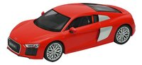 Auto Audi R8 V10 Red
