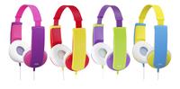 JVC hoofdtelefoon HA-KD5 voor kinderen geel/blauw-Artikeldetail