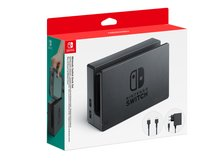 Nintendo Switch docking station met adapter