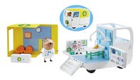 Peppa Pig Le Centre Médical Mobile-commercieel beeld
