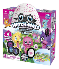 Hatchimals CollEGGtibles The Eggventure game-Rechterzijde