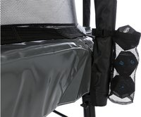 Berg trampolineset Elite Regular Levels Ø 4,3 m Grey-Artikeldetail