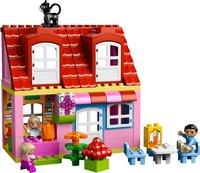 LEGO DUPLO 10505 Speelhuis-Vooraanzicht