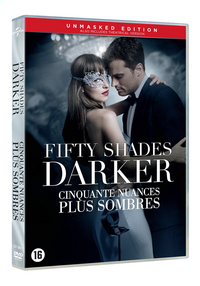 DVD Cinquante nuances plus sombres