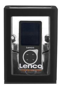 Lenco mp3-speler Xemio-657 4 GB zwart