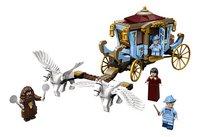 LEGO Harry Potter 75958 De koets van Beauxbatons: aankomst bij Zweinstein-Vooraanzicht