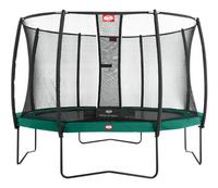 Berg ensemble trampoline Champion Ø 2,7 m Green-Avant