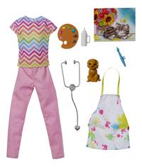 Barbie mannequinpop Careers Surprise - Make History-Artikeldetail