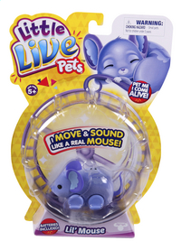 Robot Little Live Pets Lil' Mouse Staria-Vooraanzicht