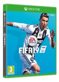 Xbox One FIFA 19 FR/NL-Côté gauche