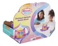 Fisher-Price Shimmer & Shine Swing & Splash Genie Boat-Arrière