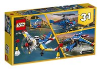 LEGO Creator 3-in-1 31094 Racevliegtuig-Achteraanzicht