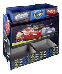 Meuble de rangement Disney Cars 6 compartiments-Côté gauche