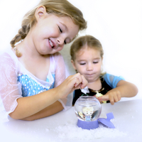 Disney La Reine des Neiges II Boule à neige surprise-Image 3