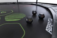 Berg trampoline enterré avec filet de sécurité Elite Inground Levels Ø 4,3 m Grey-Détail de l'article