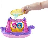 Fisher-Price Shimmer & Shine Swing & Splash Genie Boat-Image 1