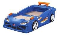Bed Hot Wheels Race Car-Rechterzijde