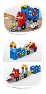 Mega Bloks Build & Race Rig-Artikeldetail