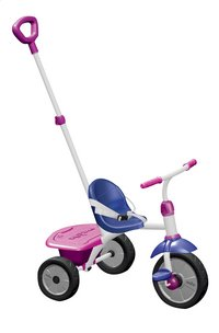 smarTrike tricycle New Fun mauve/rose-commercieel beeld