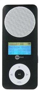 mpman lecteur MP3 Fiesta 2 2 Go noir