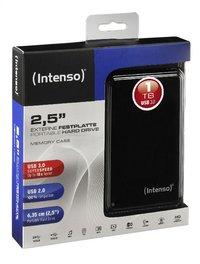 Intenso disque dur externe 1 To USB 3.0 noir-Côté gauche