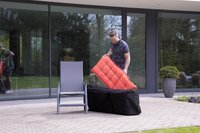 Outdoor Covers beschermtas voor kussens Premium polypropyleen L 125 x B 40 x H 50 cm-Afbeelding 1