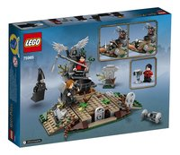 LEGO Harry Potter 75965 De opkomst van Voldemort-Achteraanzicht