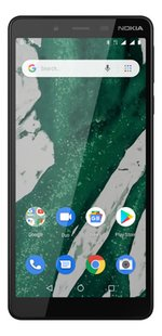 Nokia smartphone 1 Plus zwart-Artikeldetail