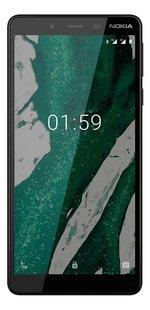Nokia smartphone 1 Plus zwart-Vooraanzicht