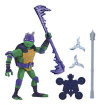 Rise of the Teenage Mutant Ninja Turtles figuur Donatello-Vooraanzicht