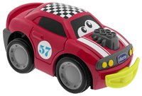 Chicco petite voiture Turbo Touch Crash rouge-Avant