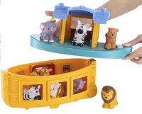 Fisher-Price Little People set de jeu Arche de Noé-Image 1