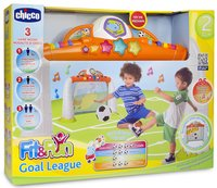Chicco but électronique Fit & Fun Goal League