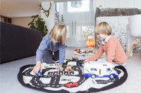Play&Go Opbergmand/speeldeken Roadmap/Thunderbolt-Afbeelding 3