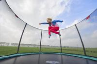 Berg trampolineset Champion Ø 3,80 m Green-Afbeelding 1