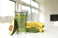 Kikkerland Smoothie Recipe Glass-Afbeelding 2