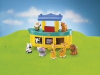 Fisher-Price Little People speelset Noah's Ark-Bovenaanzicht