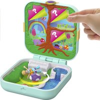 Polly Pocket speelset Hidden Hideouts Flutteriffic Forest-Afbeelding 2