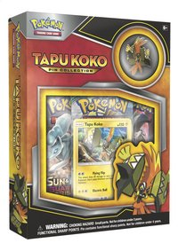 Pokémon Trading Cards, Tokorico Pin Collection