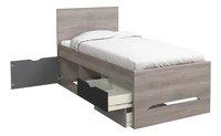 Tempo structure de rangement pour dessous de lit avec tiroirs et porte-Image 1