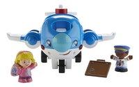 Fisher-Price Little People Vliegtuig-Vooraanzicht